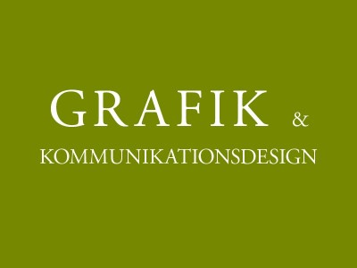 Grafik & Kommunikationsdesign