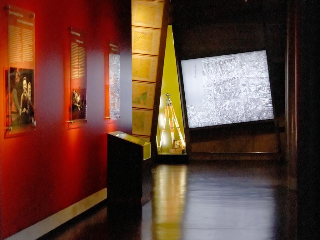 Dauerausstellung Emsland Moormuseum